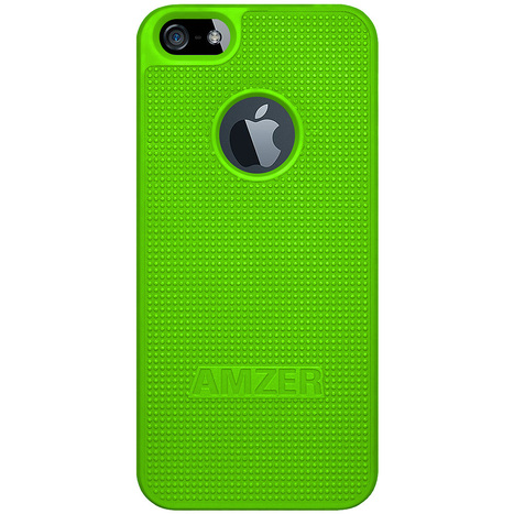 Amzer Snap On Neon Green Case for iPhone 5S | iPhone Accessories | Scoop.it