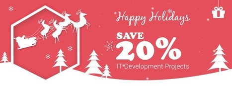 January White Sale Discount on IT Projects Development | Web or Mobile Development Company California | Scoop.it