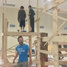 TreeHouses: A Middle School Design and Build Maker Project | Montessori | Scoop.it