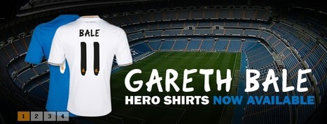 Best place for soccer fan to get latest football shirt | 2013-2014 soccer jersey latest fashion online store | Scoop.it