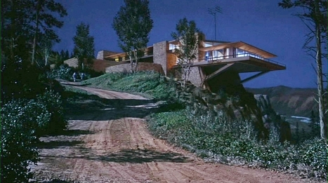 Five Reasons To Study Architecture Through Alfred Hitchcock's Films | Architecture + Design News | Scoop.it