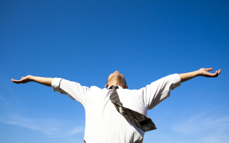 Feeling Down? 6 Ways to Be Happier at Work | Digital-News on Scoop.it today | Scoop.it