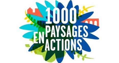 Ouverture du site « 1 000 paysages en actions » | actualités en seine-saint-denis | Scoop.it