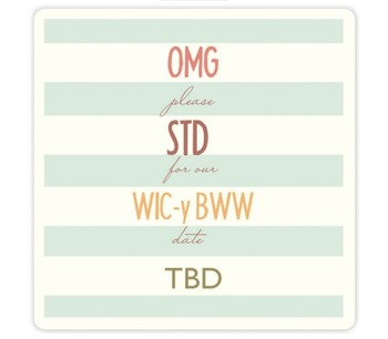 (EN) - WTF is an STD: Offbeat Bride's glossary to wedding words and acronyms | offbeatbride.com | Glossarissimo! | Scoop.it