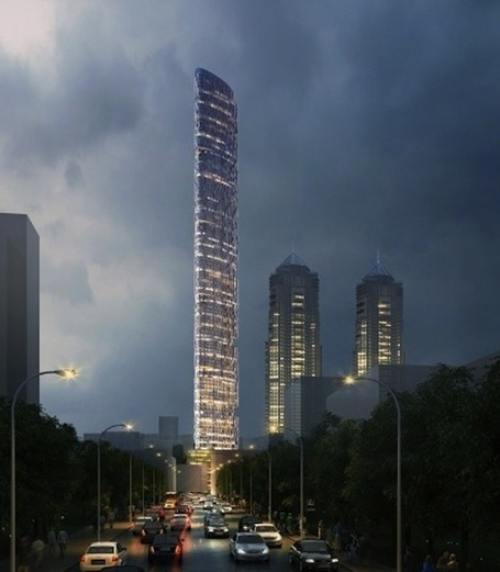 Will Mumbai's Tallest Skyscraper Be Its Greenest Too? | sustainable architecture | Scoop.it