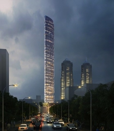 Will Mumbai's Tallest Skyscraper Be Its Greenest Too? | The Architecture of the City | Scoop.it