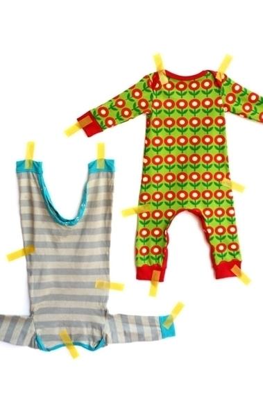 Een jumpsuit om zelf te maken | Kiind Magazine | Nähanleitungen | Scoop.it