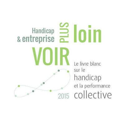 Management du handicap : Exéco sort son Livre blanc | Innovactions 2.0 | Scoop.it