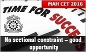 MAH CET 2016: No sectional constraint - good opportunity; Utilize the freedom judiciously | All About MBA | Scoop.it