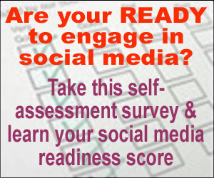 Survey: Find Out Your Social Media Readiness Score | Pharma Marketing News, Views & Events | Scoop.it