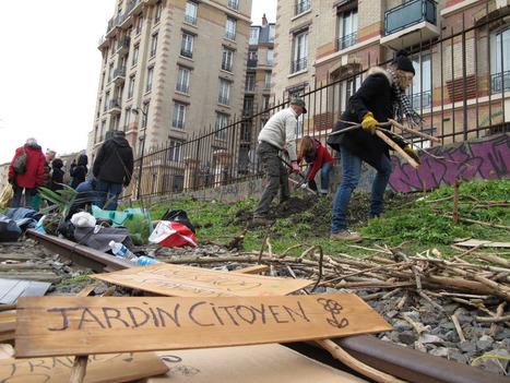 PARIS: Une réappropriation jardinière et potagère de la Petite Ceinture | Urban Greens Watch | Scoop.it