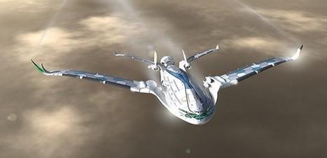 Triple Decker and Zero-Emissions Super Jumbo Plane: Flight of future? | Green Geek News | Scoop.it