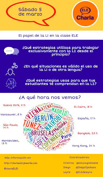 La lengua materna en la clase de idiomas. | ELE TIC Educaglobal | Scoop.it