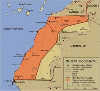 Plus de 20 sahraouis blessés lors d'une manifestation à El-Ayoun ... - algerie-focus.com | frenchrevolution | Scoop.it