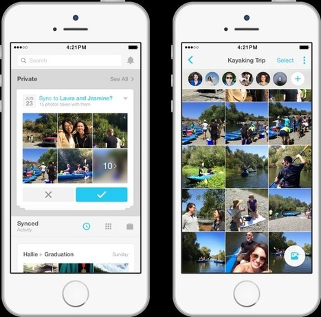 Facebook lance une application pour vos photos | Veille du Tarn E-tourisme | Scoop.it