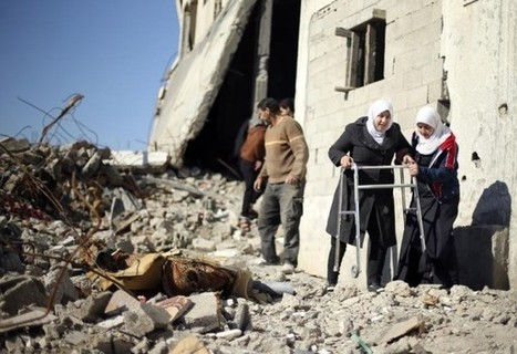 U.N. says cash to repair Gaza homes will run out by end-month   Humanitarian emergencies   Scoop.it