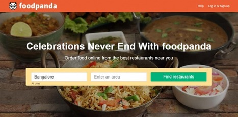@foodpandaIndia partners with IRCTC to offer #food in trains | ALBERTO CORRERA - QUADRI E DIRIGENTI TURISMO IN ITALIA | Scoop.it