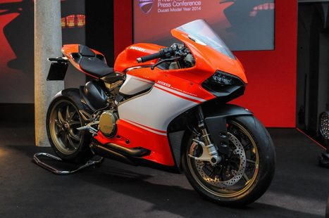 Up-Close with the Ducati 1199 Superleggera | Ductalk Ducati News | Scoop.it
