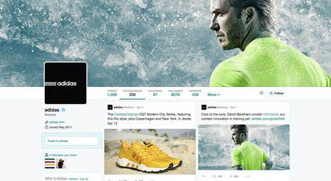 How to use Twitter's new profile format | Marketing Magazine | Public Relations & Social Media Insight | Scoop.it