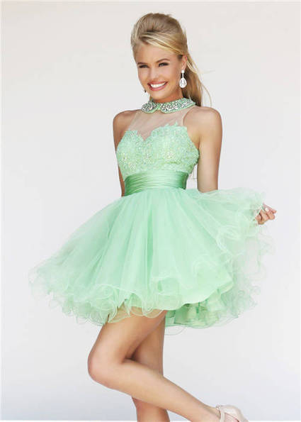 Beaded High Neck Short Lace Homecoming Dresses 2014 [short homecoming dresses 2014] - $196.00 : Cheap Prom Dresses 2014,Affordable Junior Prom Dresses | prom dresses 2014 | Scoop.it
