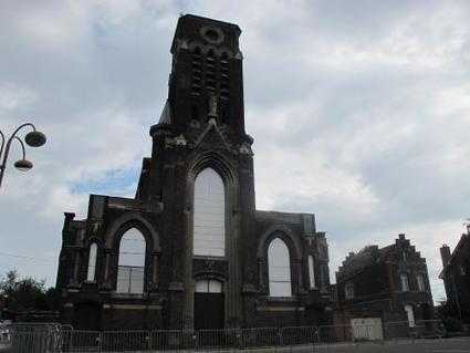 (Re)mise en vente de l'église du Sacré-Cœur, à Denain | L'observateur du patrimoine | Scoop.it