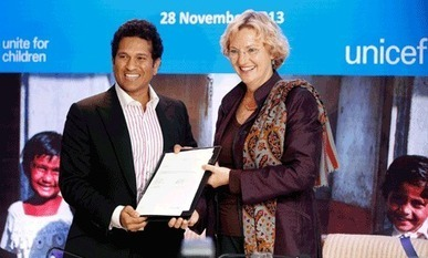 Indian cricketer Sachin Tendulkar's '2nd innings': Promoting toilets | social media | Scoop.it