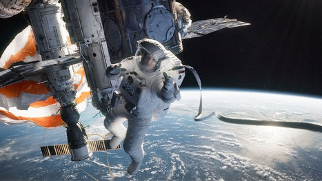 'Gravity' Stereo Supervisor Reveals How 3D Was Used to Put Sandra Bullock in Space | Digital Cinema - Transmedia | Scoop.it