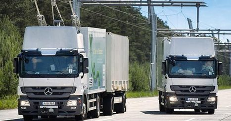 El regreso del trolebús aplicado al transporte de mercancías por carretera - RTVE.es | TimeOnDriver | Scoop.it