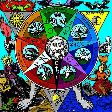 Alchemy - Seven Stages of Alchemical Transformation | Depth Psych | Scoop.it