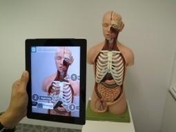 Herramientas de realidad aumentada en la asignatura de anatomía. | Montserrat Lopez de Luzuriaga: realidad aumentada aplicada a la educación | Scoop.it