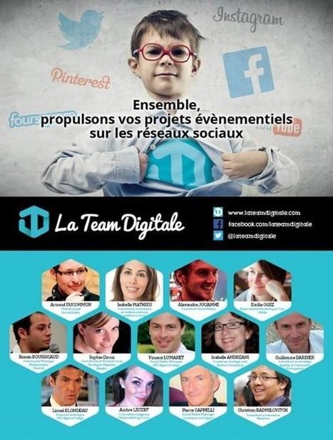 Quelles Solutions Pour Gérer les Médias Sociaux dans l'Evènementiel | Social Media (Source FR) | Scoop.it