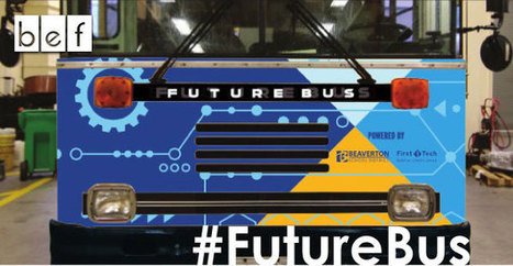 #FutureBus | iPads in Education Daily | Scoop.it