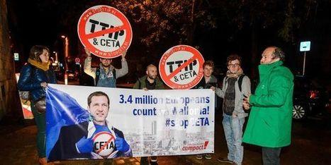 Le rejet wallon du traité commercial CETA avec le Canada plonge l'UE dans le désarroi - Le Monde | Le Fil @gricole | Scoop.it