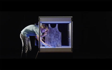 Make Your Outfits In Your Living Room, With This Clothing 3-D Printer | DigitAG& journal | Scoop.it