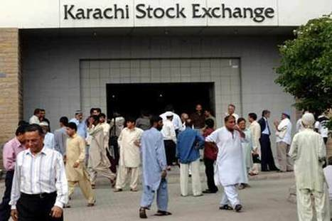 Stock Market News: Pakistan's Prime Stock Exchange KSE up with 175 points. - Forex News Currency News Daily Forex News Updates Forexholder com   Stock Market News   Scoop.it