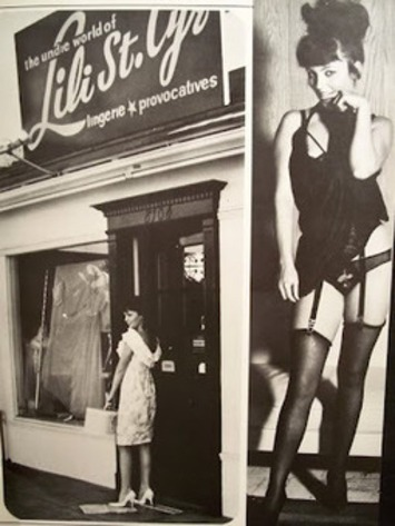 The Undie World Of Lili St. Cyr | Lingerie Love | Scoop.it
