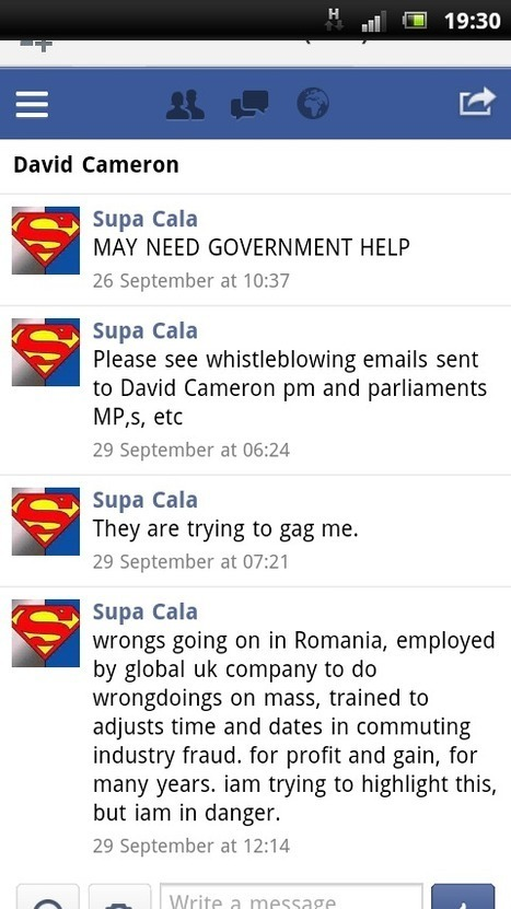 BAD COMPANY REVIELED... | SUPACALA1, INDUSTRIAL FRAUD WHISTLE-BLOWER | Scoop.it