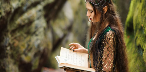 How to invent a Tolkien-style language | World Hobbit Project | Scoop.it