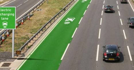 Une voie révolutionnaire qui permet de recharger sa voiture électrique… en roulant ! | Ca m'interpelle... | Scoop.it