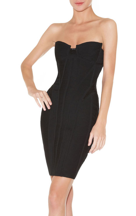 Herve Leger Black Short Strapless Sequin Bandage Dress [Short Strapless Sequin Bandage D] - $165.00 : cheap herve leger, 2013 bandage dress | cheap herve leger | Scoop.it