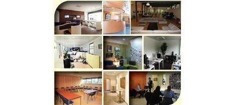 Découvrez les nouveaux espaces de travail en réseau | La Fonderie | Coworking | Scoop.it