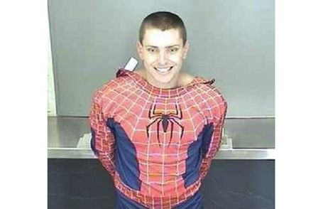 California Man Attempts to Snatch Purse While Dressed as Spiderman | Criminology and Economic Theory | Scoop.it