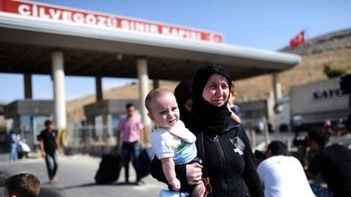More than 2m have fled Syria - UN | Chris' Regional Geography | Scoop.it