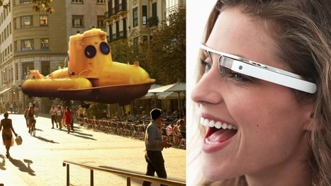 Google Patents Holograms For Glass, Which Could Involve Magic Leap | Geeky Tech-Curating | Scoop.it