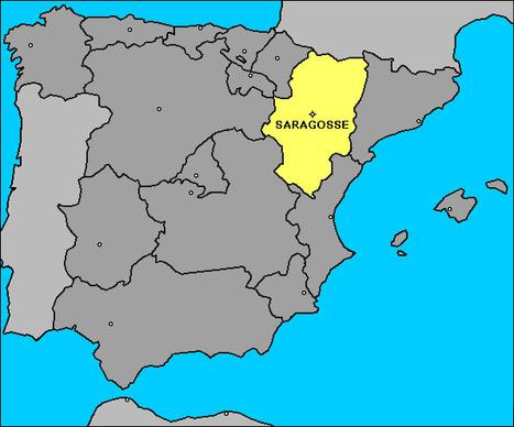 Comunidades Autónomas de España. Geografía de España. Geografía para niños. | Agagon | Scoop.it