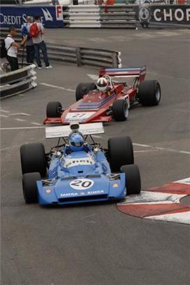 ANTHONY BELTOISE AU VOLANT DE LA MATRA MS 120 AU 'GP DE MONACO HISTORIQUE'. | Auto , mécaniques et sport automobiles | Scoop.it