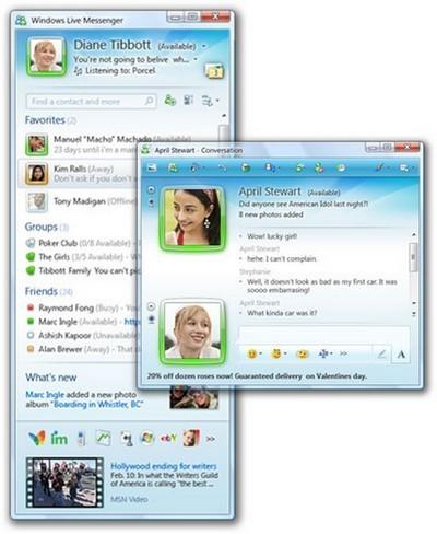 La fermeture de MSN Messenger repoussée | Social Network & Digital Marketing | Scoop.it