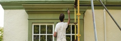 Window Painting in Calgary | Painting Services in Calgary | Scoop.it