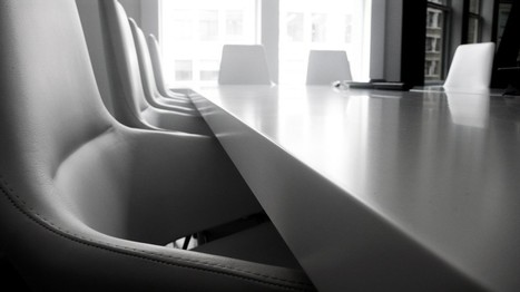 Sitting Down for Comfort: Chairs for a Better Office | bowermans.com.au | Scoop.it