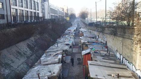 Le démantèlement des bidonvilles Roms coûte cher à la collectivité | Grégoire Cousin (MigRom) | FMSH | Scoop.it